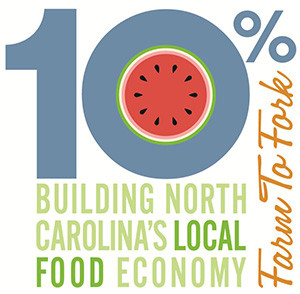 NC 10% logo