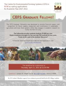 2021_CEFS Grad Fellows Flyer