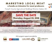 Marketing Local Meat