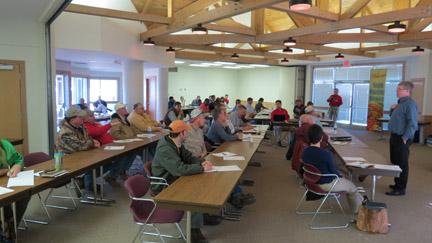 NCDA Lowes Grower Meeting 2