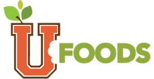 UFOODS logo