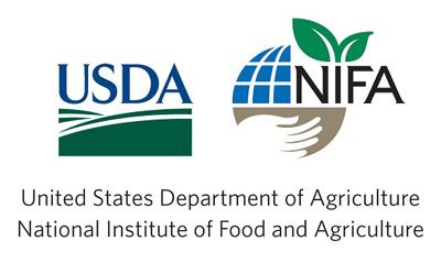 USDA / NIFA logos