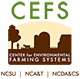 Center for Environmental Farming Systems Mobile Logo