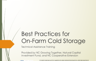 Resources – Center for Environmental Farming Systems
