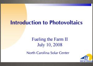 intro-to-photovoltaics