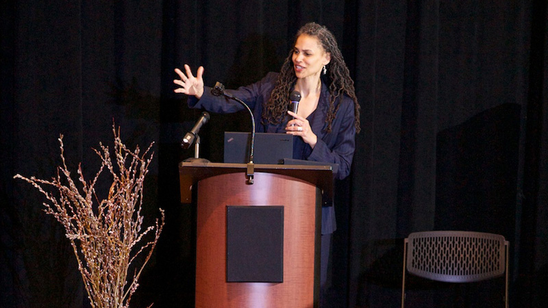 Maya Wiley lecture
