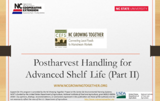 NC Growing Together – Center for Environmental Farming Systems